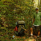 Uncle Fungus Backpacking the North Fork Citico by Tipi Walter in Views in North Carolina & Tennessee