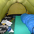 Inside the Hilleberg Keron Tent by Tipi Walter in Tent camping