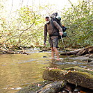Uncle Fungus Crosses The Upper Bald by Tipi Walter in Views in North Carolina & Tennessee
