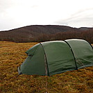 Windstorm On The Whigg Day 7 by Tipi Walter in Tent camping
