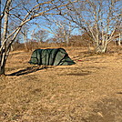 Day 10 At 5,300 Feet On Gorak Hill by Tipi Walter in Tent camping