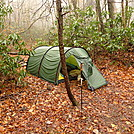A Cold Wet Rainstorm In The Wedge On Day 15 by Tipi Walter in Tent camping