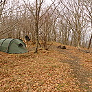 Another Rough Windstorm Atop Gorak Hill Day 18 by Tipi Walter in Tent camping
