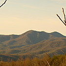 A View of Waucheesi Mt From the Long Branch by Tipi Walter in Views in North Carolina & Tennessee