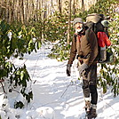 12 Cold Crossing On The Snowbird Creek Trail by Tipi Walter in Views in North Carolina & Tennessee