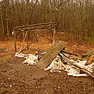 Redneck Detritus On The Kings Meadow Trail by Tipi Walter in Views in North Carolina & Tennessee