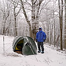 Morning Dawns Cold In The Hilleberg Keron by Tipi Walter in Tent camping