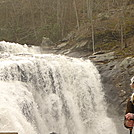 Last Day Exit Past Bald River Falls by Tipi Walter in Views in North Carolina & Tennessee