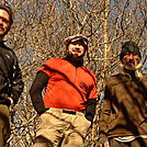 The Three Miscreants Of Wolverton Mt--Patman, Gonzan, Uncle Fungus by Tipi Walter in Other People
