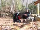 New Trailpost On The Sycamore/bmt by Tipi Walter in Views in North Carolina & Tennessee