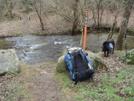 Brookshire Creek Trailhead/mar08 by Tipi Walter in Views in North Carolina & Tennessee
