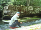 Hanging Out By Butterfly Rock by Tipi Walter in Views in North Carolina & Tennessee