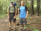 Thruhiker Aftershock And Tipi by Tipi Walter in Thru - Hikers