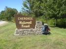 Famous Beech Gap Citico Wilderness by Tipi Walter in Views in North Carolina & Tennessee