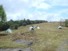 Tents On Whiggs Meadow by Tipi Walter in Views in North Carolina & Tennessee