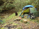 Fine Campsite On The South Fork by Tipi Walter in Tent camping