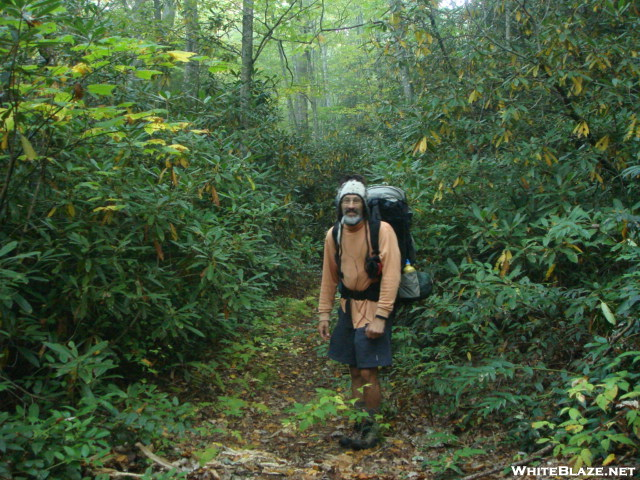 Backpacking In The Citico Valley/oct '08