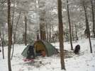 Best Time To Be Out by Tipi Walter in Tent camping