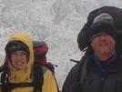 Snow Girl And Hammock Boy