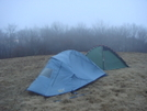 Idyllic Conditions Turn Mean/new Years'08 by Tipi Walter in Tent camping