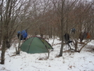 Minus 1 At 5200 Feet/jan'09 by Tipi Walter in Tent camping