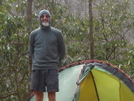 Uncle Fungus Along Little Santee Creek by Tipi Walter in Tent camping