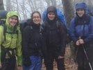 Four Backpacking Michigan Girls/feb'09 by Tipi Walter in Other People