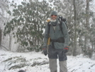 10th Day Of The Trip In The Snow Again by Tipi Walter in Views in North Carolina & Tennessee