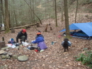 Cranbrook Backpacking Leaders by Tipi Walter in Other People