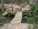 Footbridge Across Deep Creek/mar'09