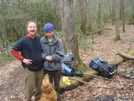 Only Backpackers I Saw In 12 Days by Tipi Walter in Other People
