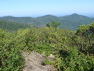 Looking Into The Slickrock Valley by Tipi Walter in Views in North Carolina & Tennessee