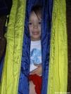 First night in Hammock by skymom in Hammock camping