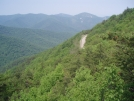 viewofSkylineDrivejustnorthofIvyCreek.mile8795-25-07 by EarlyBird2007 in Trail & Blazes in Virginia & West Virginia