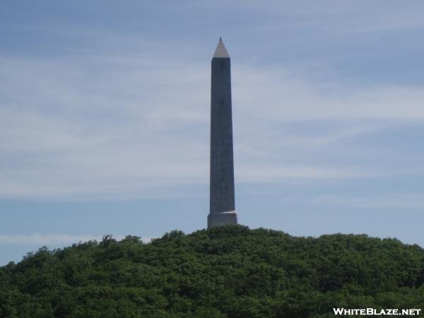 High Point Monument, NJ, mile 1322 - WhiteBlaze Gallery