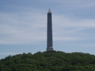 High Point Monument, NJ, mile 1322