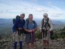 Early Bird, Pressure D and Walking Cowboy on summit of White Cap by EarlyBird2007 in Thru - Hikers