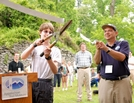 Appalachian Trail Museum Grand Opening by EarlyBird2007 in Trail & Blazes in Maryland & Pennsylvania