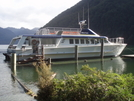 Boat That Brings Trampers To Milford Track by EarlyBird2007 in Other Trails
