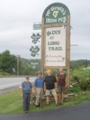 Bronco, Early Bird, Razor And Nature At Inn At Long Trail by EarlyBird2007 in Long Trail