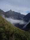 View Below Mackinnon Pass Day 3 Mt