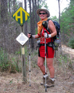 Reaching The Al State Line by jnetx in Florida Trail
