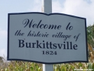 welcometoBurkittsville by stoned bear in Section Hikers