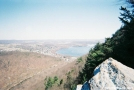 View from Hawk Rock of Duncannon by Chavens in Trail & Blazes in Maryland & Pennsylvania