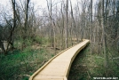Trail along Conodoguinet Creek