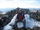 Hallett Peak Snow Chair by scope in Faces of WhiteBlaze members