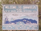 Welcome to Damascus 01/13/2007 by 1Pint in Sign Gallery