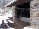 Blackrock Hut by 1Pint in Virginia & West Virginia Shelters