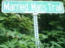 Ketchikan - Married Man's Trail Sign by camojack in Special Points of Interest