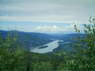 Dawson City Hike - Yukon River View by camojack in Special Points of Interest